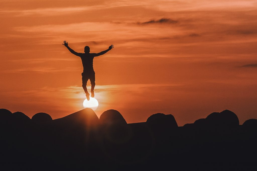 overcome insomnia, be happy