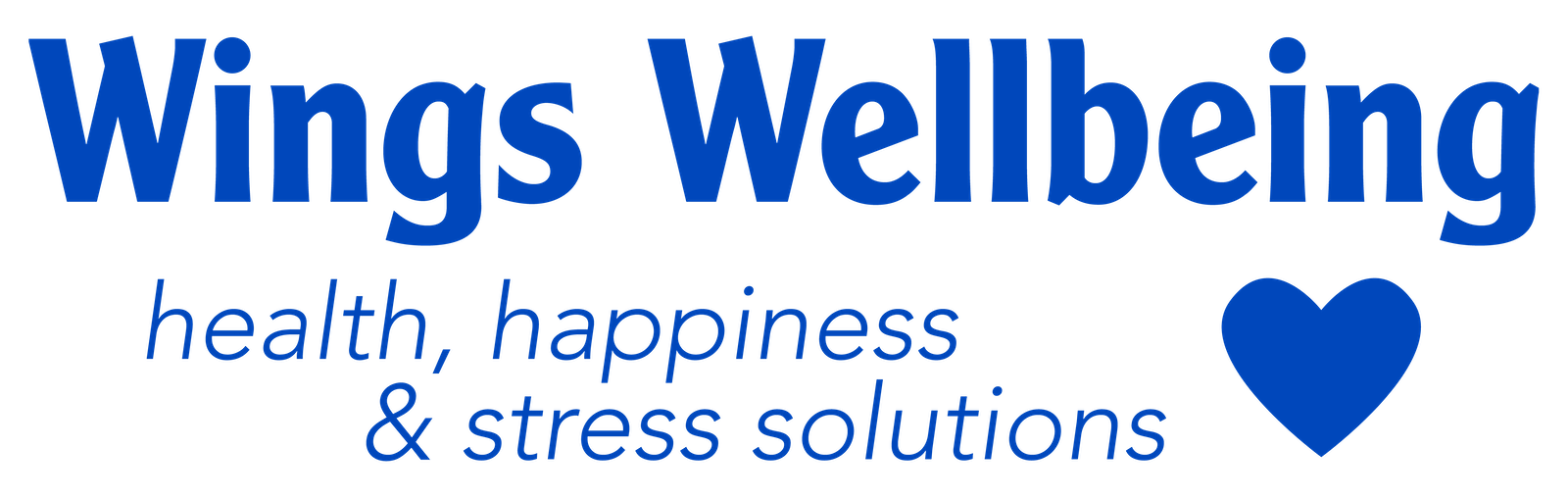 Wings Wellbeing Logo
